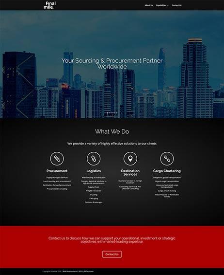 FinalMile Logistics – Jordan