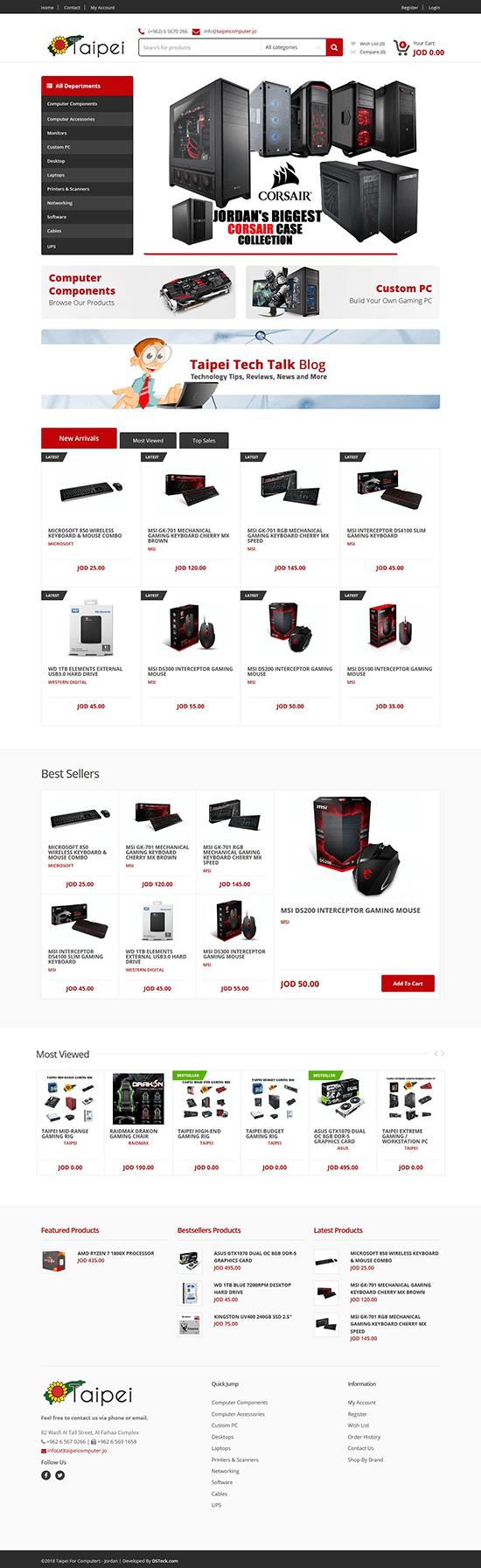 Taipei For Computers – Jordan