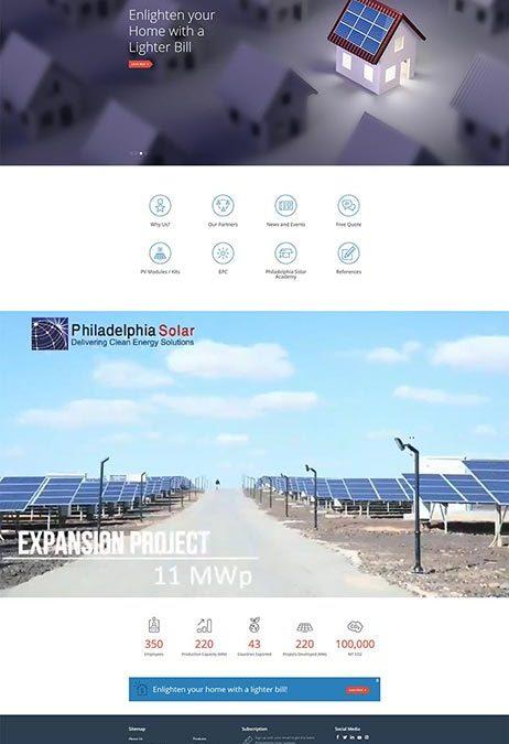 Philadelphia Solar – Jordan