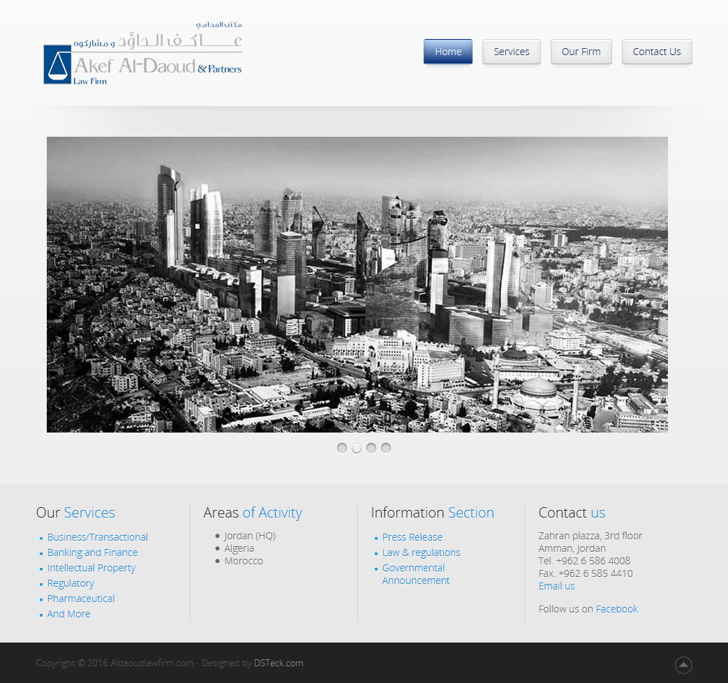 Aldaoud Law Firm – Jordan