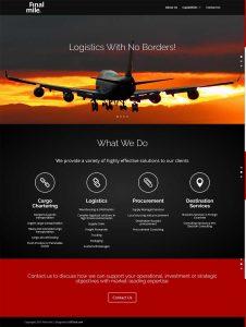 finalmile Logistics