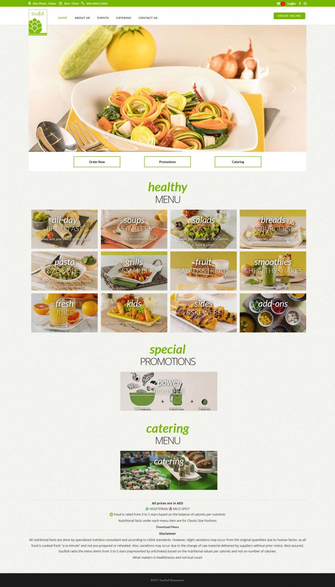 Soufull Restaurant – UAE