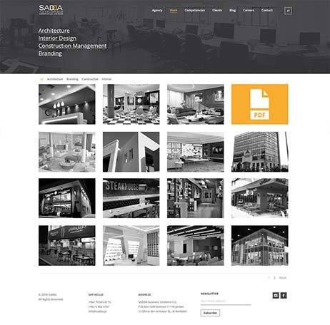 SADDA Design & Build – Jordan