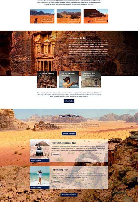 Bavaria Tours & Travel – Jordan