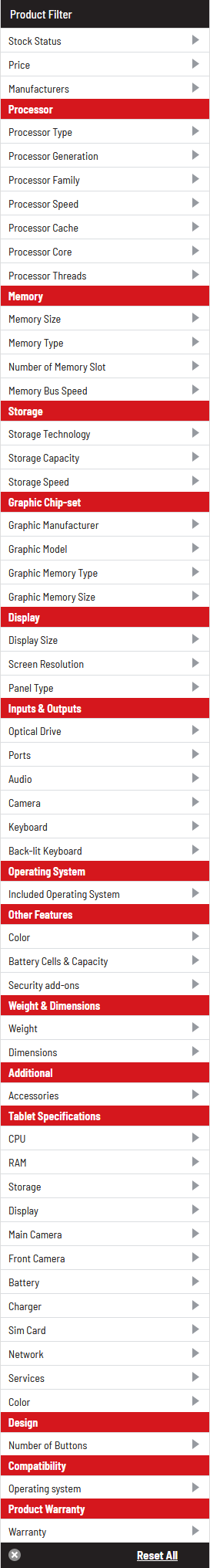 Compu Jordan for Computers filter